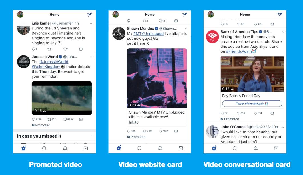 Create a video views campaign